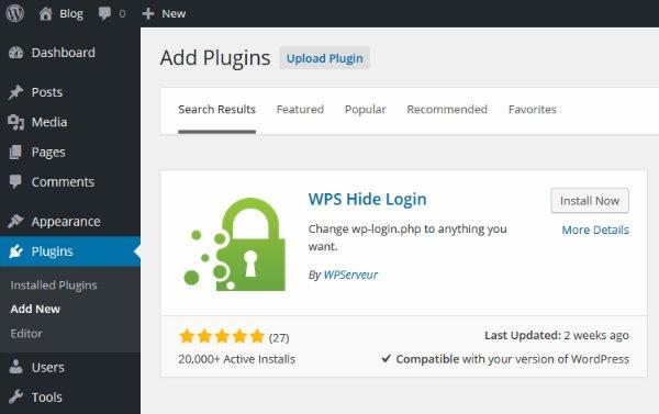 Installing-WPS-Hide-Login