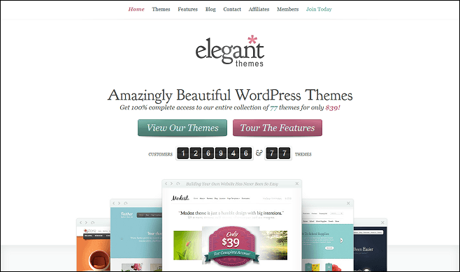 5 Best ThemeShops To Get Premium Themes For WordPress