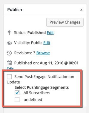 PushEngage Review : How To Activate Push Notifications (Steps with Images) REVIEWS