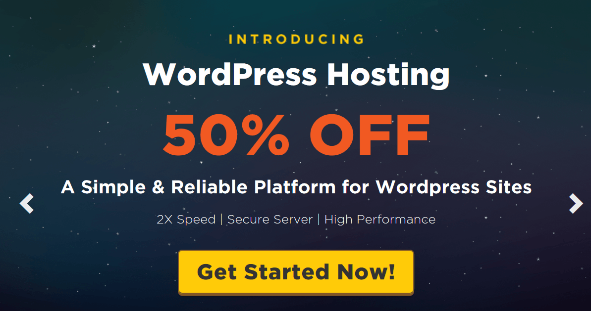 Best Web Hosting Providers in India For WordPress Bloggers WordPress