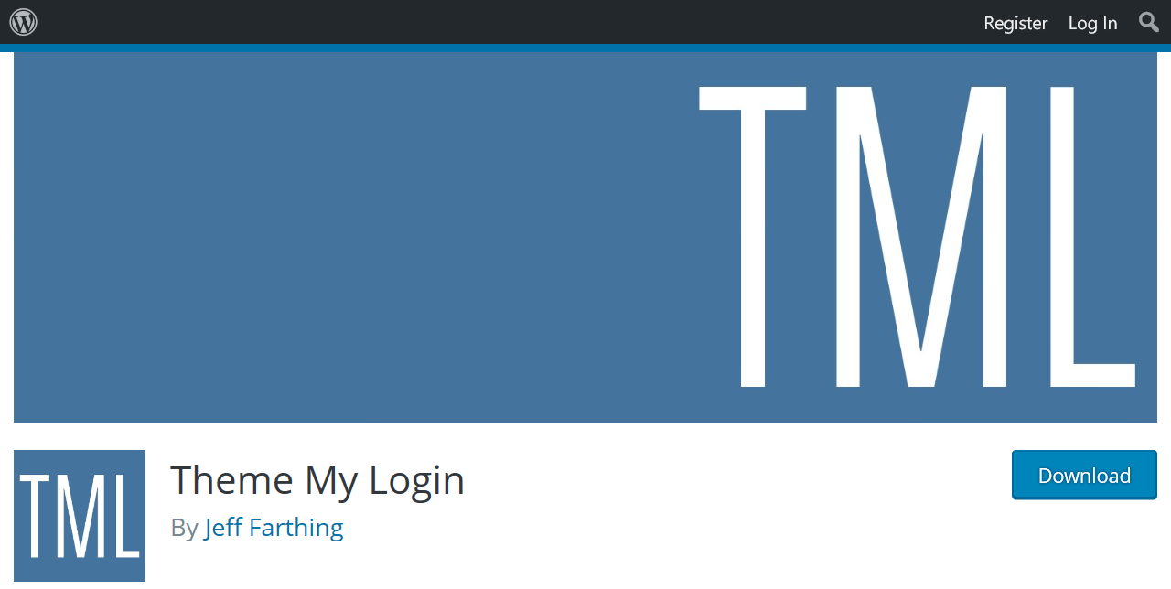 Theme My Login : Customize Every WordPress login Page WordPress  plugins