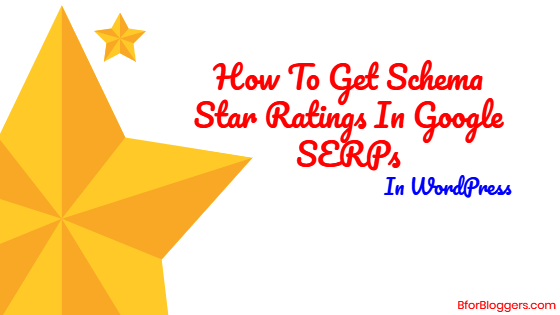 How To Get Schema Star Ratings On Google In WordPress