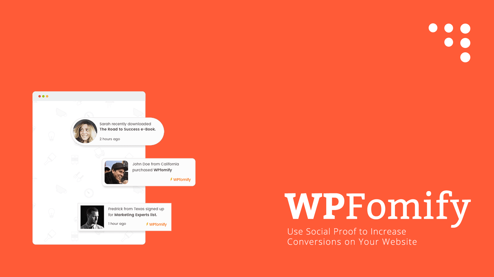 WPFomify Review : Get Started With Social Proof Marketing