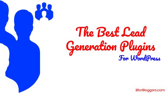 6 Best Lead Generation Plugins For WordPress (With Tutorials)
