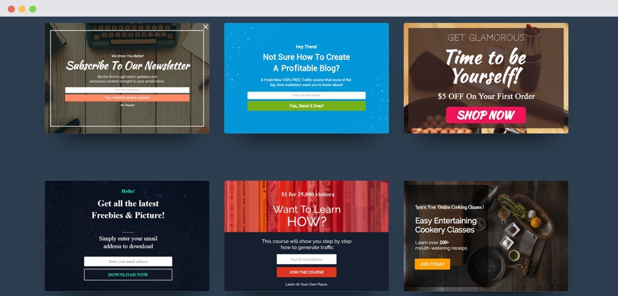 6 Best Lead Generation Plugins For WordPress (With Tutorials) WordPress  plugins List building Email marketing
