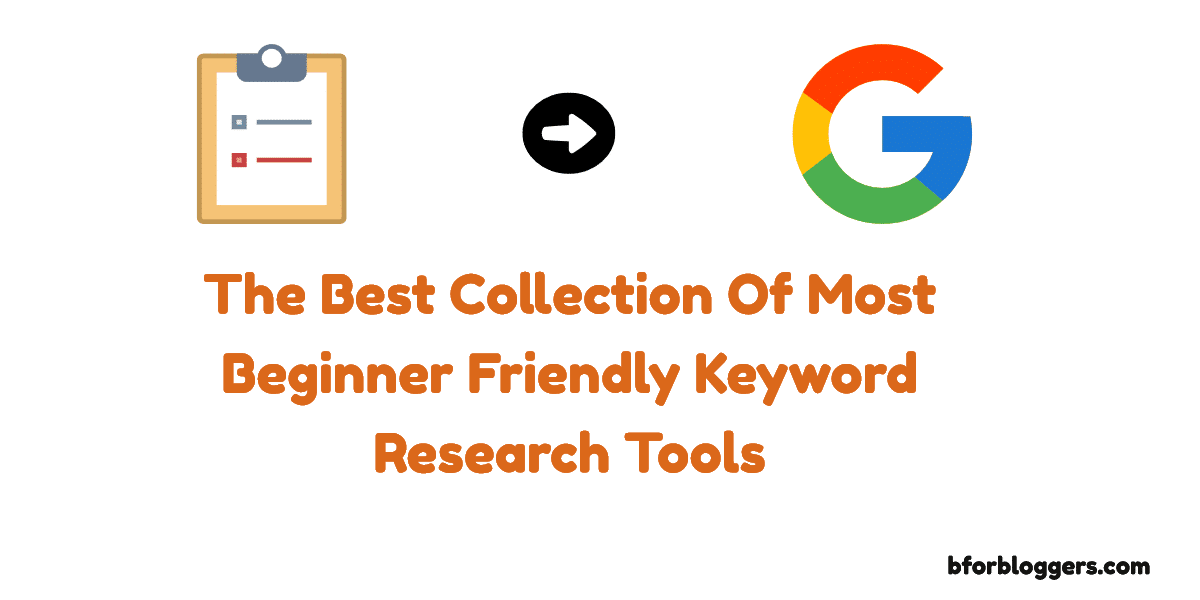 5 Beginner Friendly Keyword Research Tools