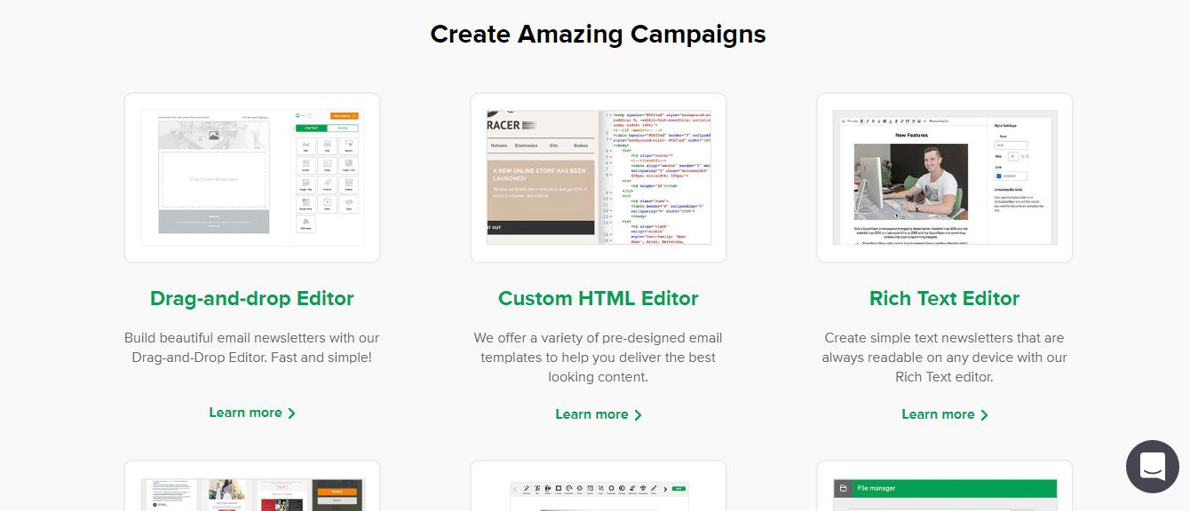 mailerlite-features