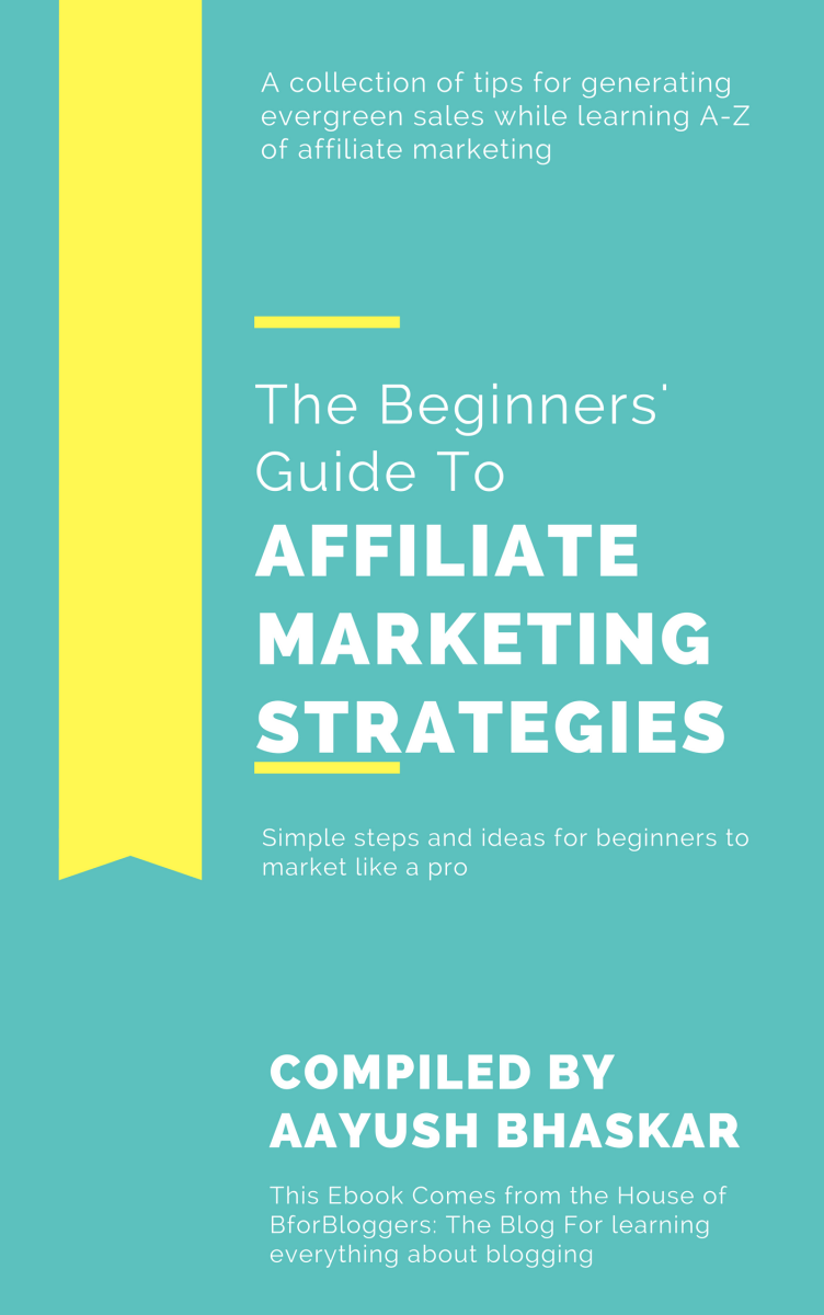 Affiliate Marketing E-Book for Beginners
