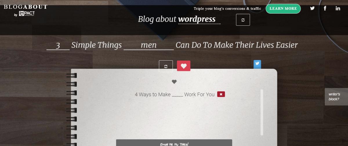 Blog-Title-Generator-BlogAbout