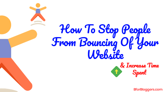 What is Bounce Rate And How to Reduce It