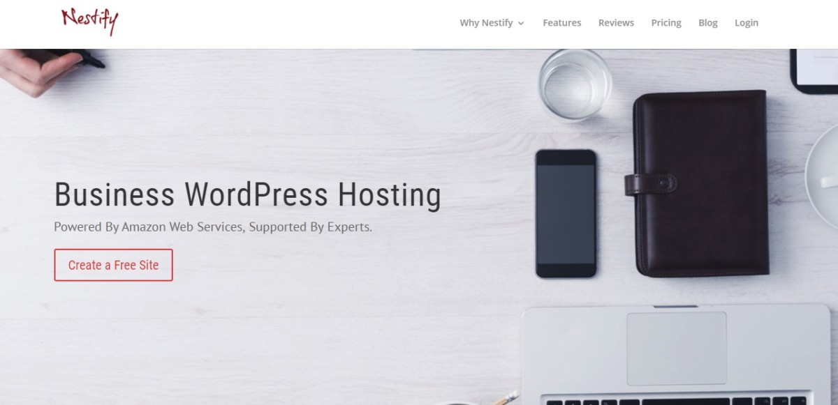 nestify-homepage