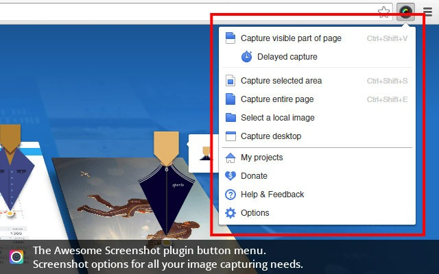awesome-screenshot-recorder-extension