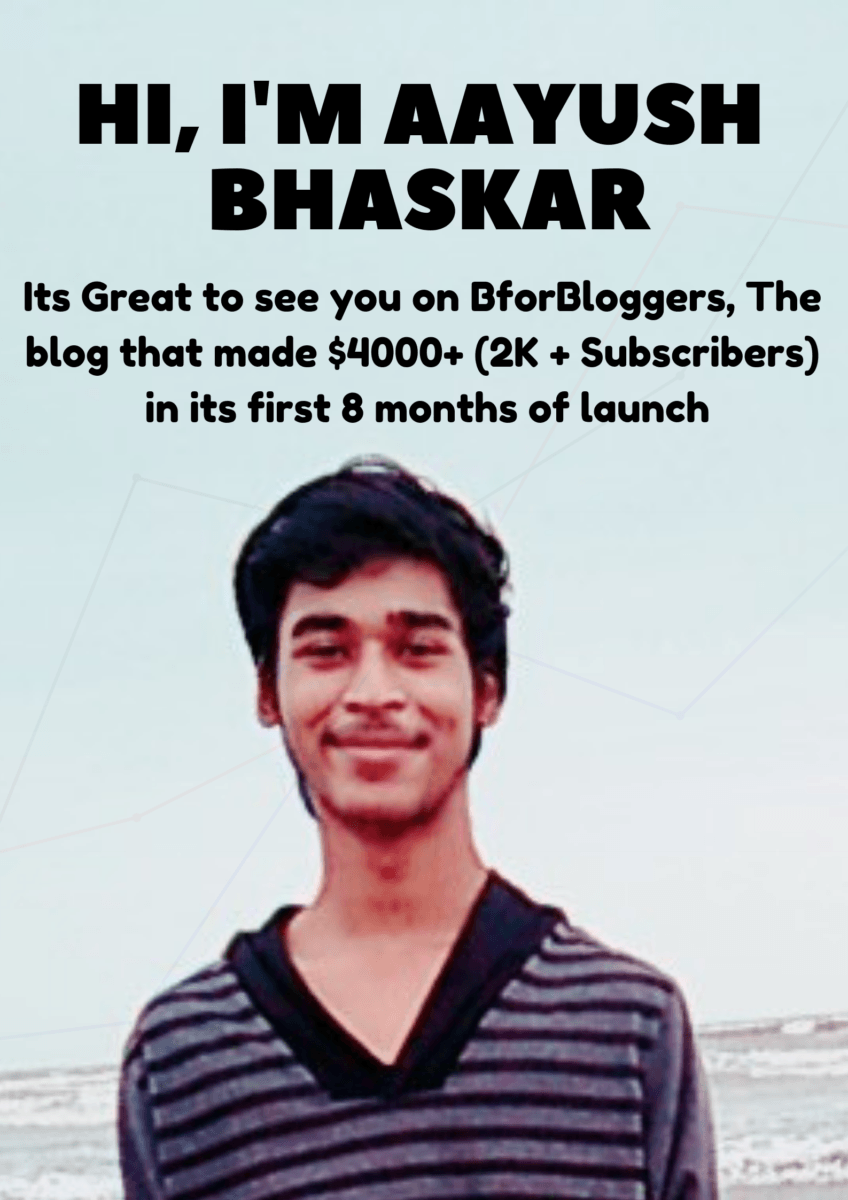 Aayush-Bhaskar-and-BforBloggers-Poster-2