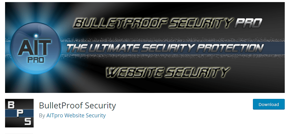 BulletProof-Security