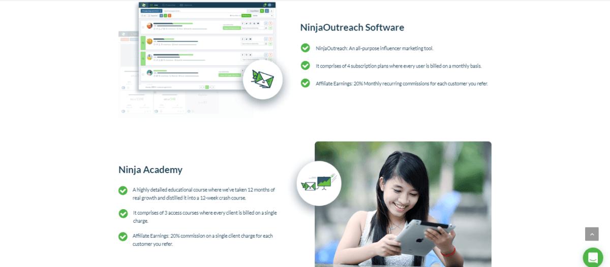 Ninja-outreach-Affiliate-Program