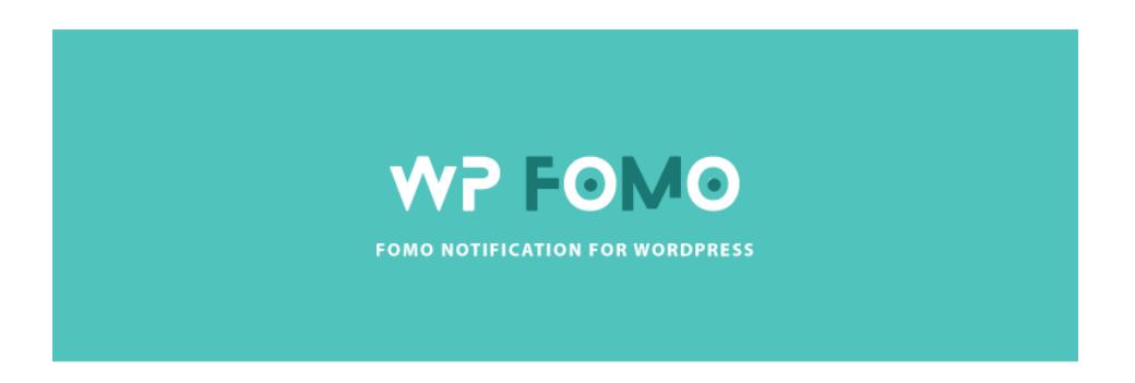 WP-Fomo