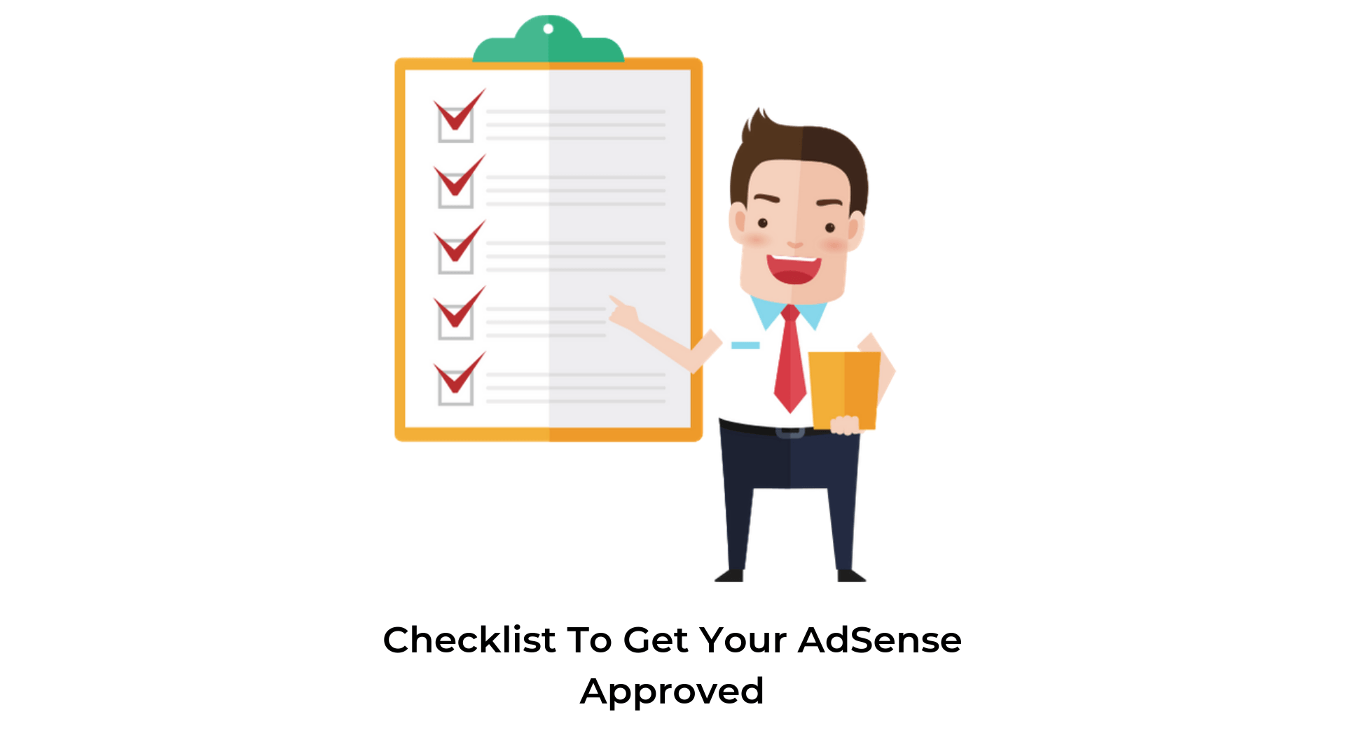 Checklist-To-Get-AdSense-Approved