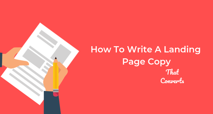 7-Step Copywriting Formula to Write a Landing Page Copy