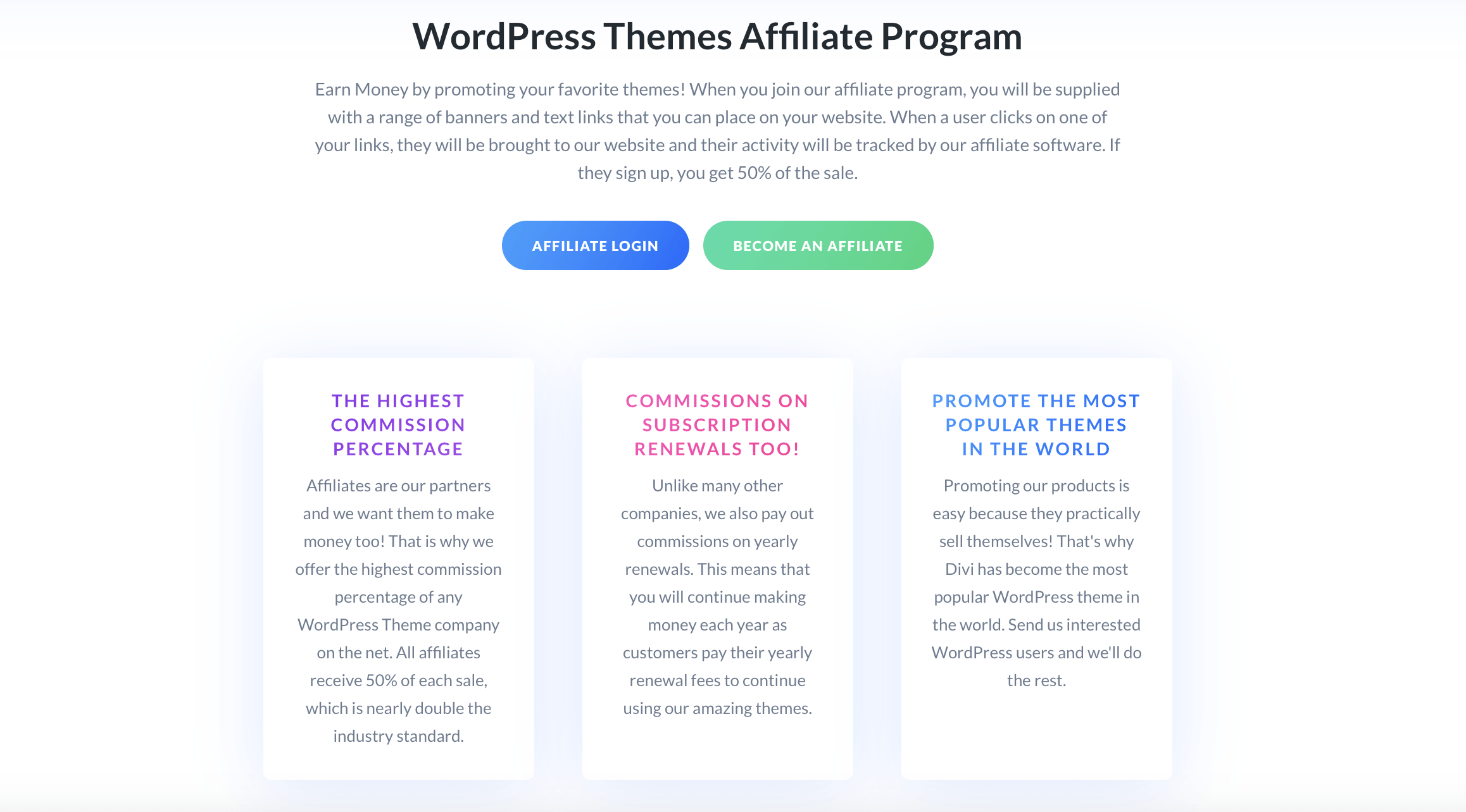 25 Best WordPress Affiliate Programs To Make Money Online