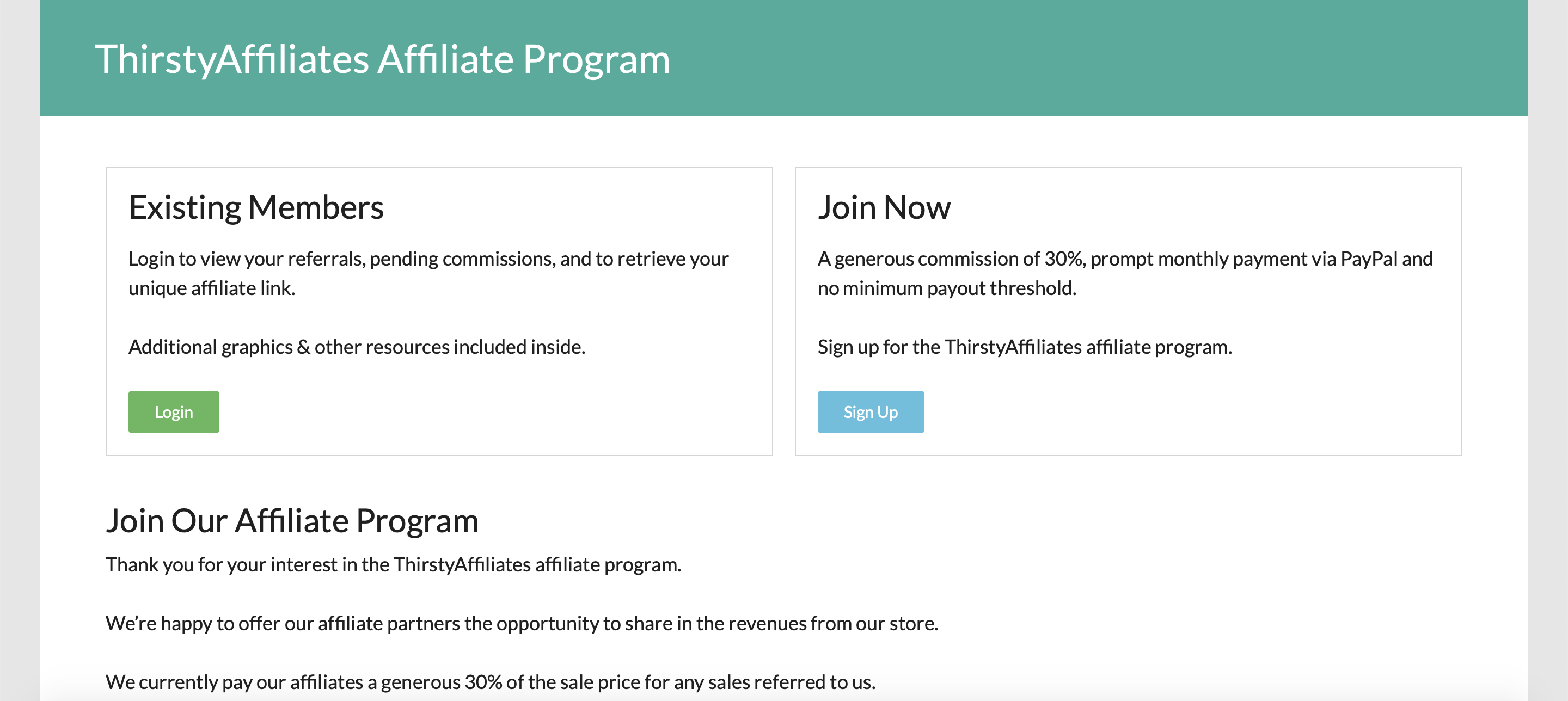 thirstyaffiliates-affiliate-program