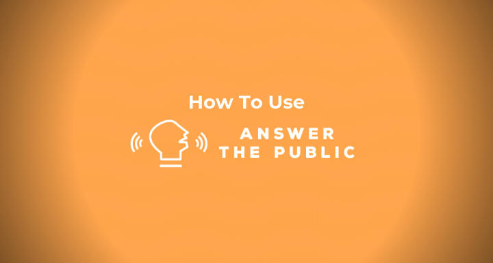 AnswerThePublic Tutorial: Visual Topic Research Tool