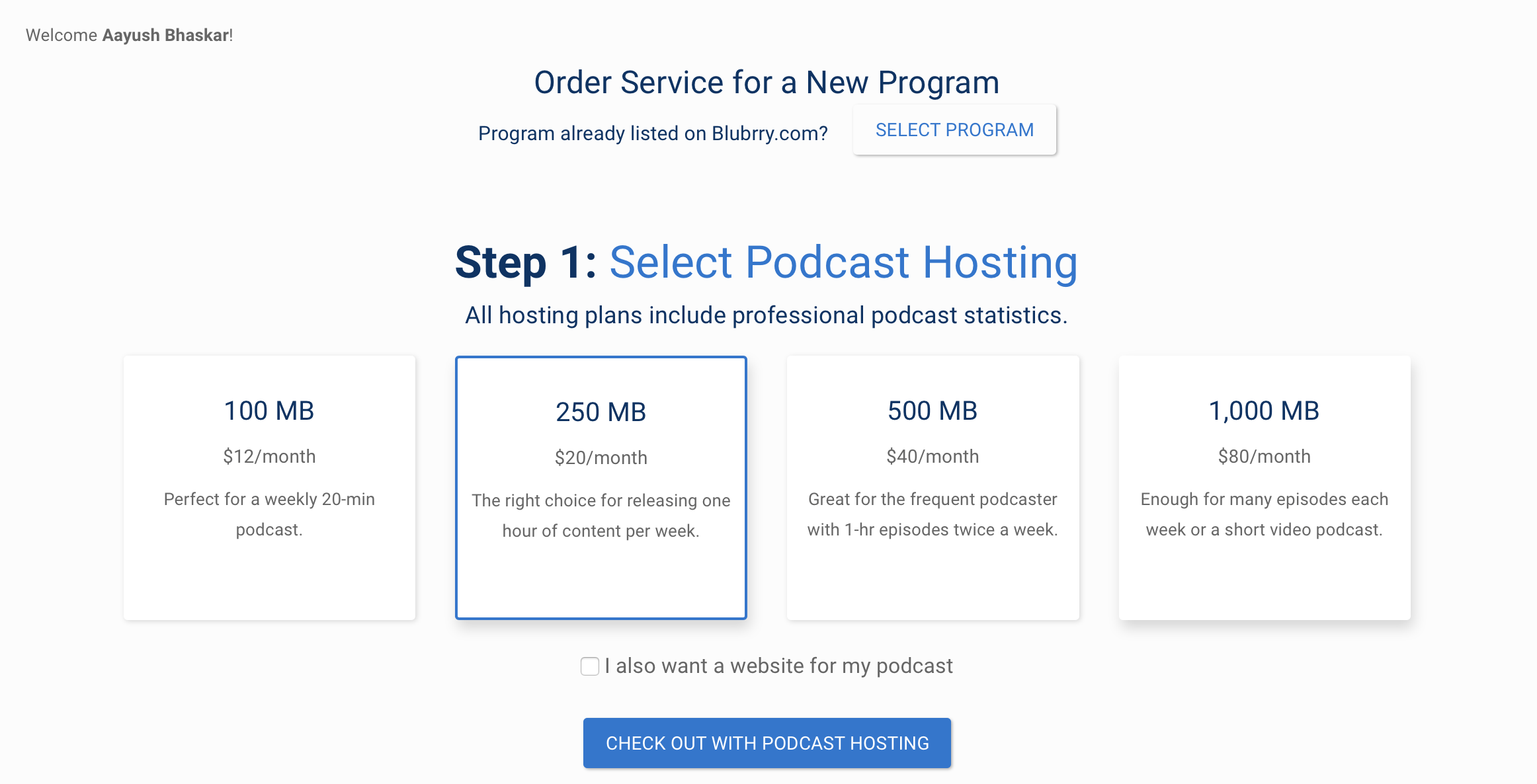 step-1-choosing-the-best-podcast-hosting-plan