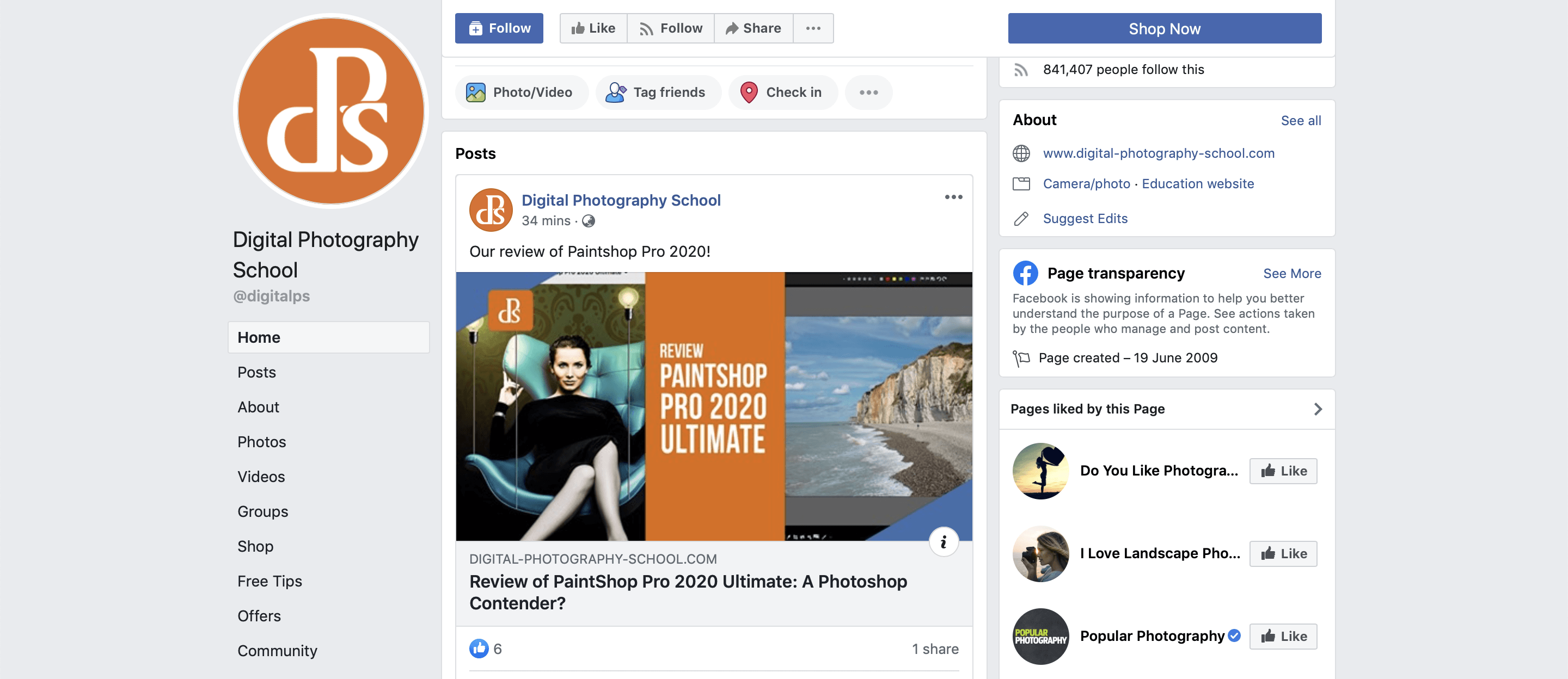 facebook-groups-pages-and-profile-for-content-promotion