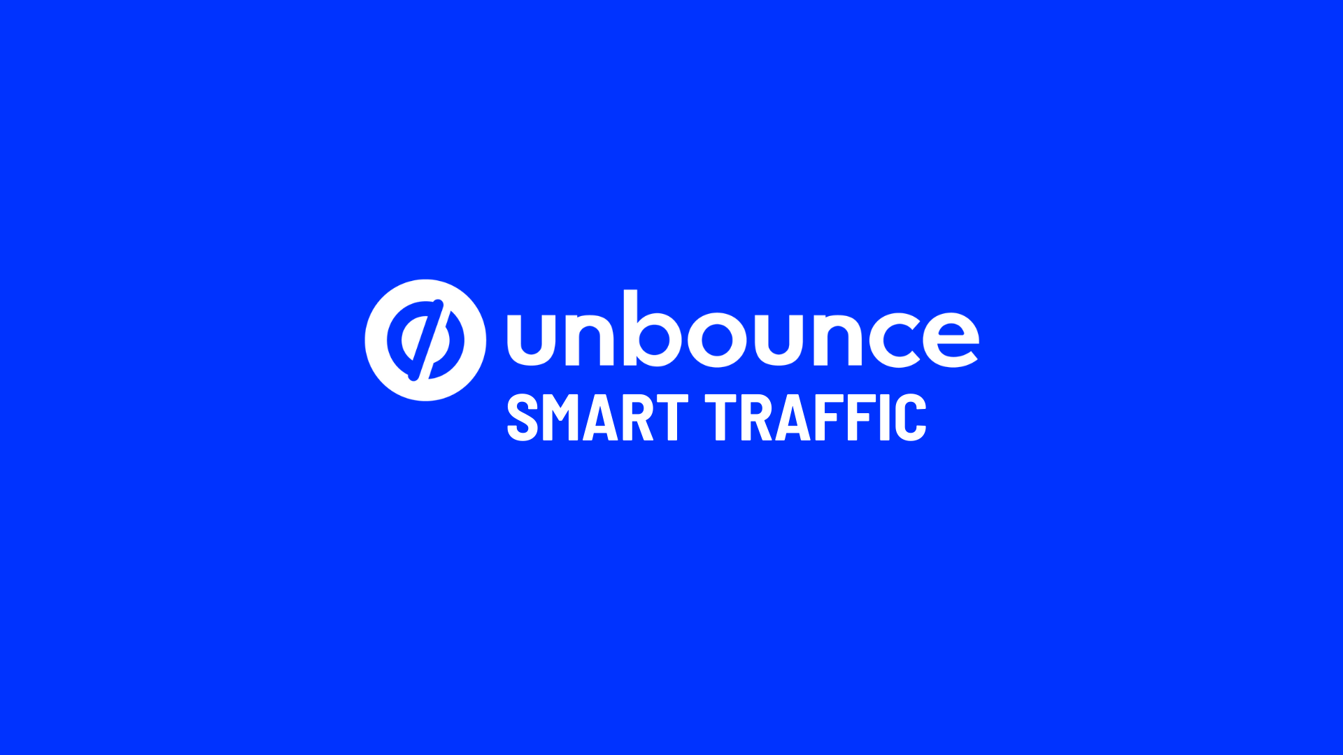 unbounce-smart-traffic