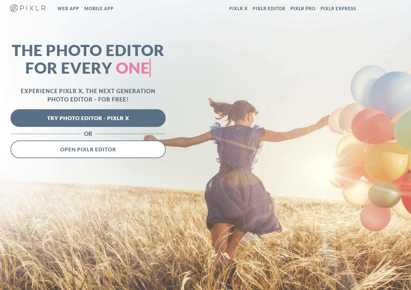 Pixlr-image-editing
