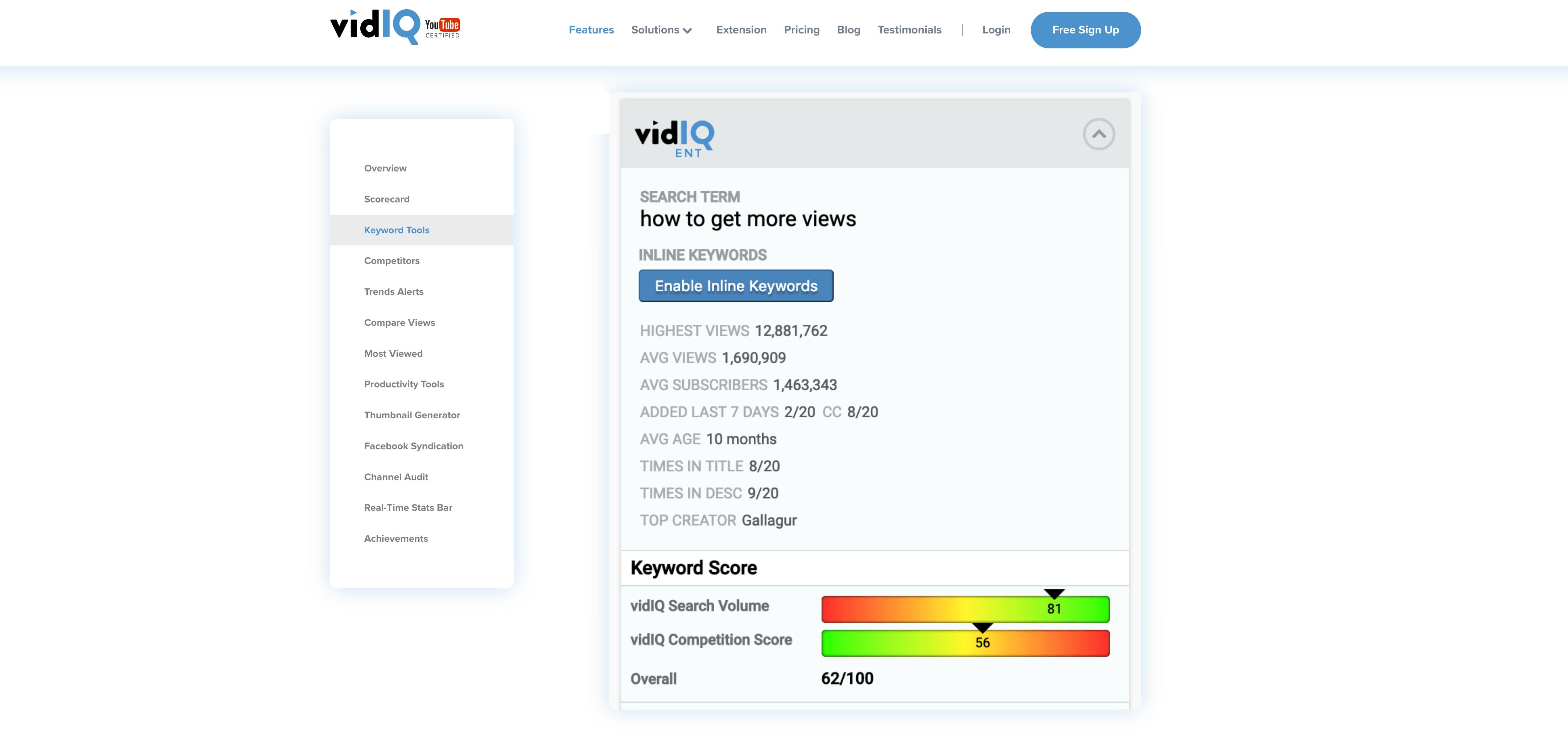 VidIQ-video-keyword-tool-for-youtubers