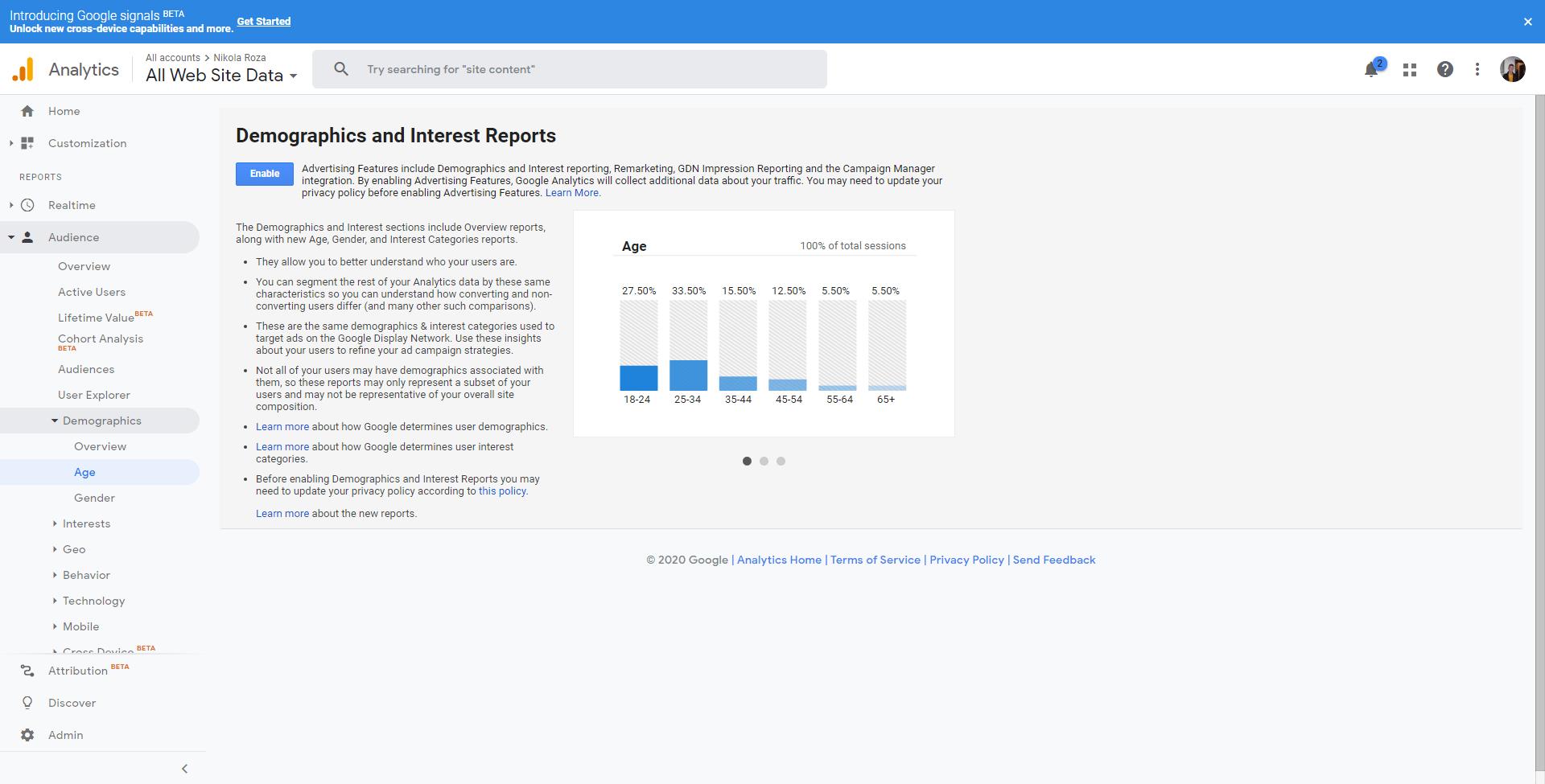 demographics-overview