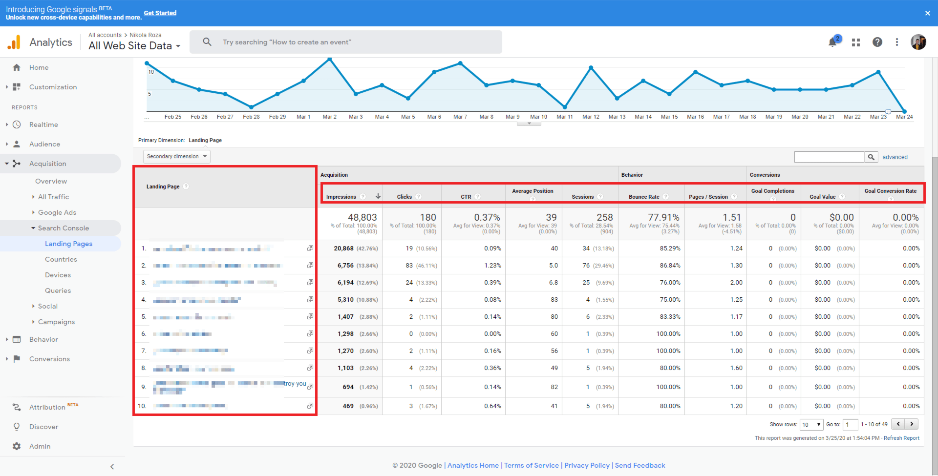 google-search-console-landing-pages-1
