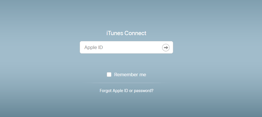 itunes-connect