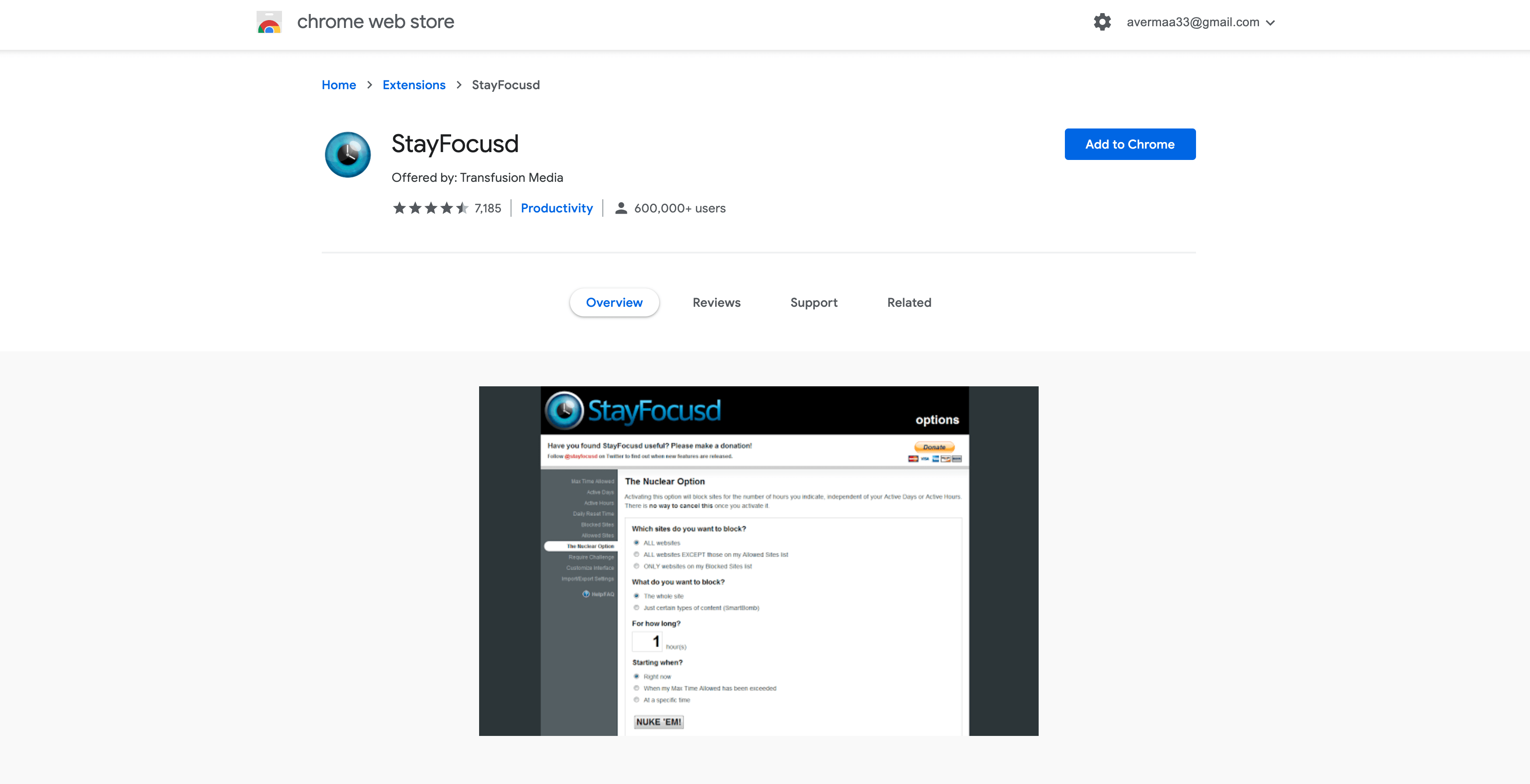 stayfocusd-chrome-extension