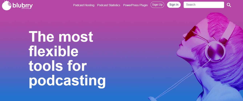 Blubrry-Podcast-Host