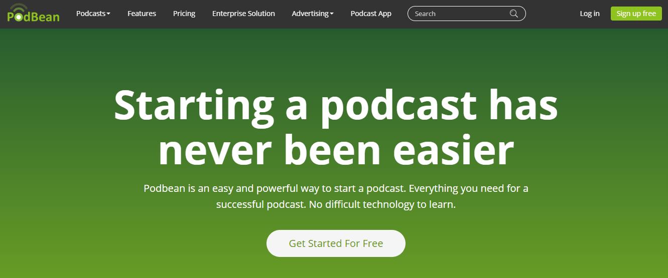 PodBean-Podcast-Host