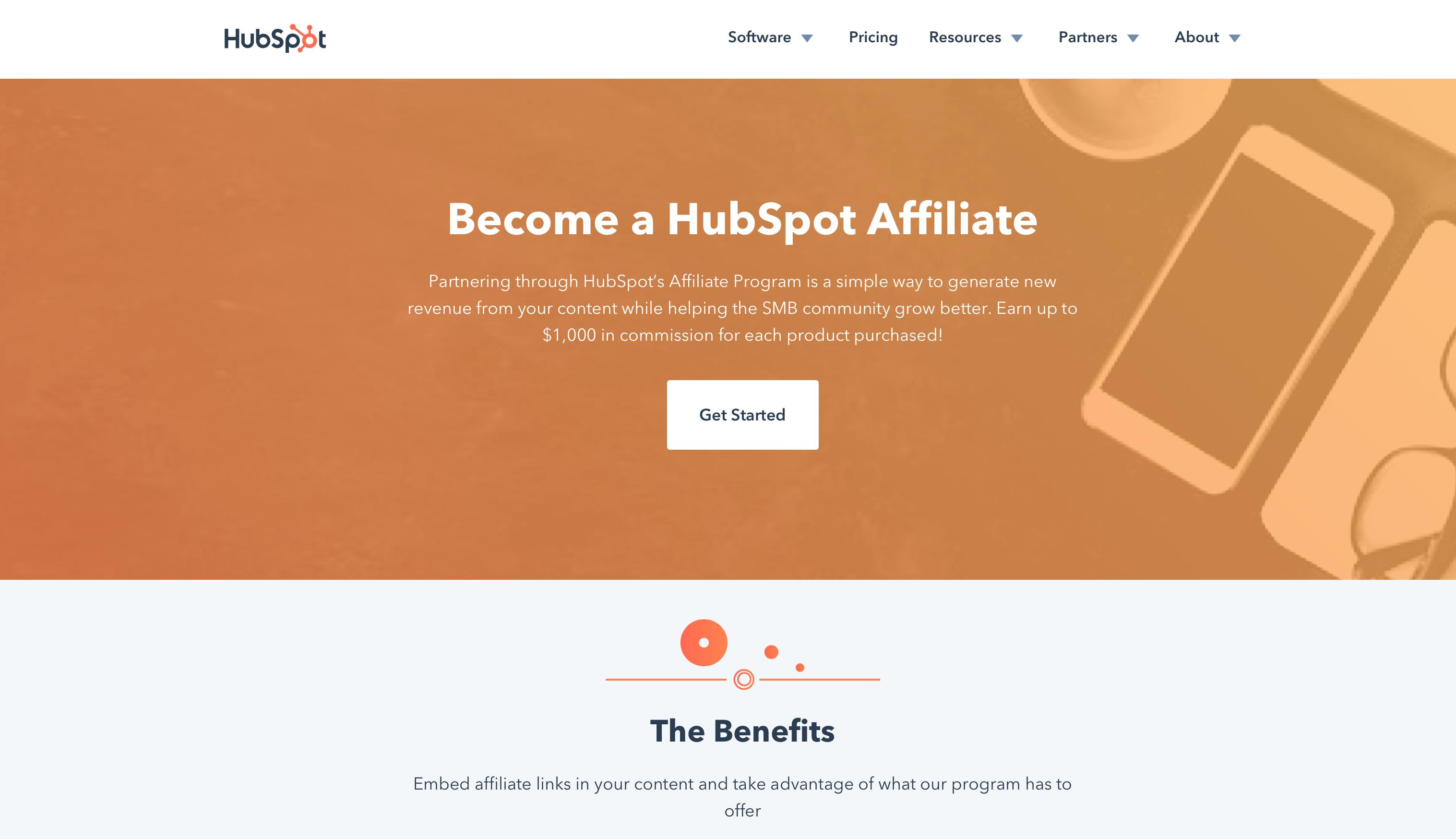hubspot-affiliate-program