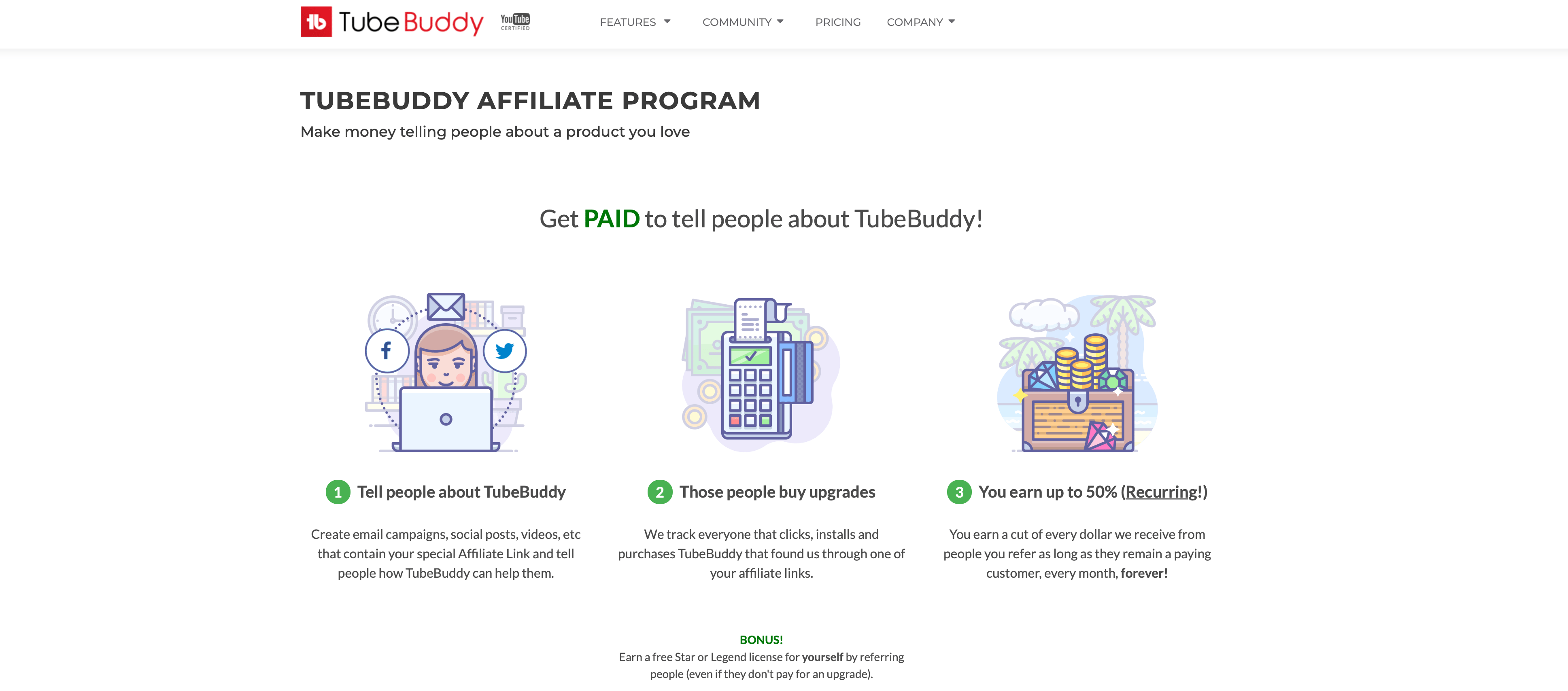 tubebuddy-affiliate-program-Youtube-SaaS-affiliate