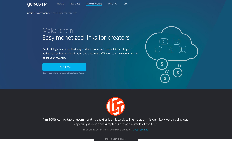 geni.us-link-tool