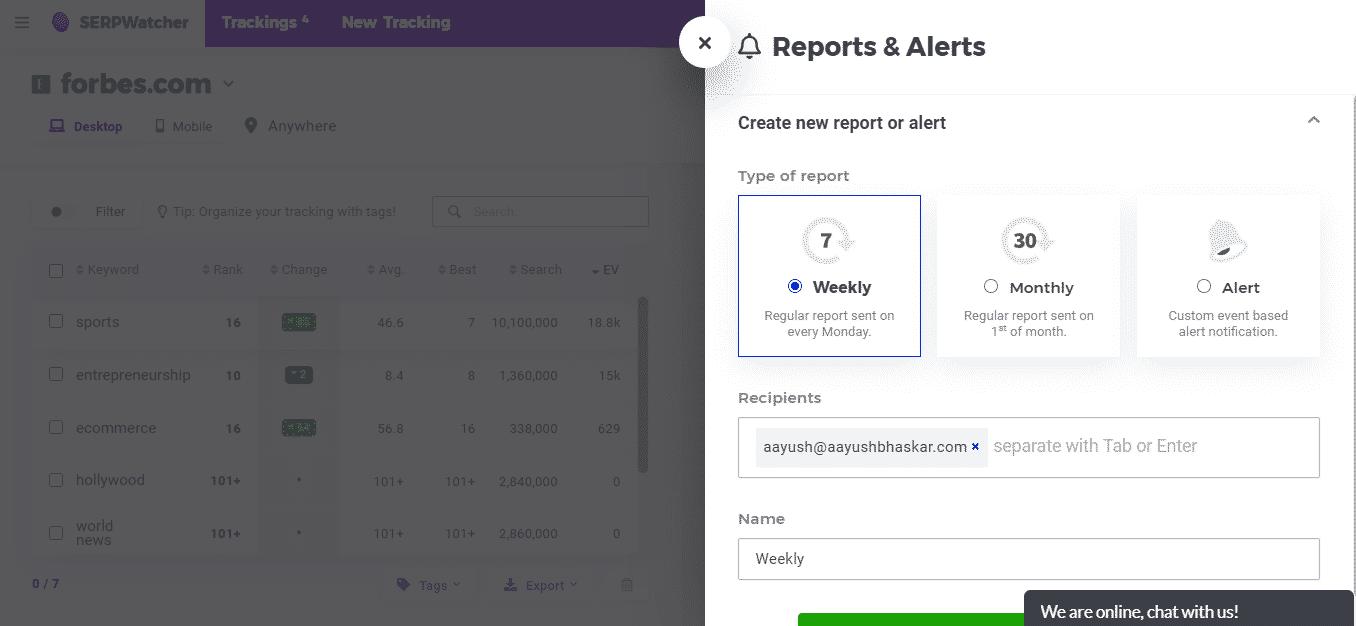 Reports-Alerts-in-SERPWatcher