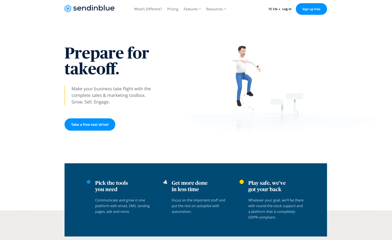 Sendinblue-email-marketing-service-