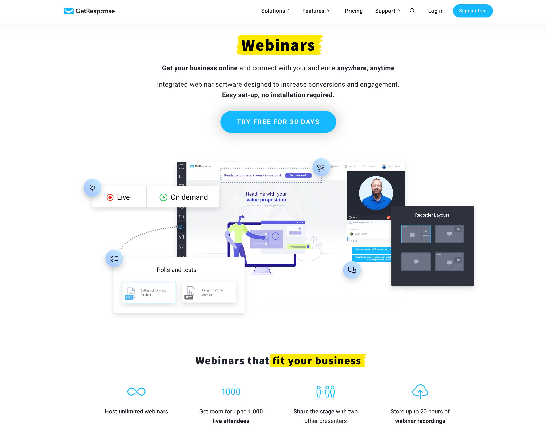 GetResponse-Webinar-software
