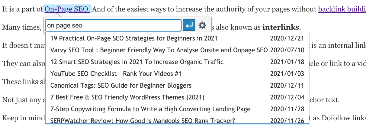 adding-internal-links-in-WordPress-posts-and-pages