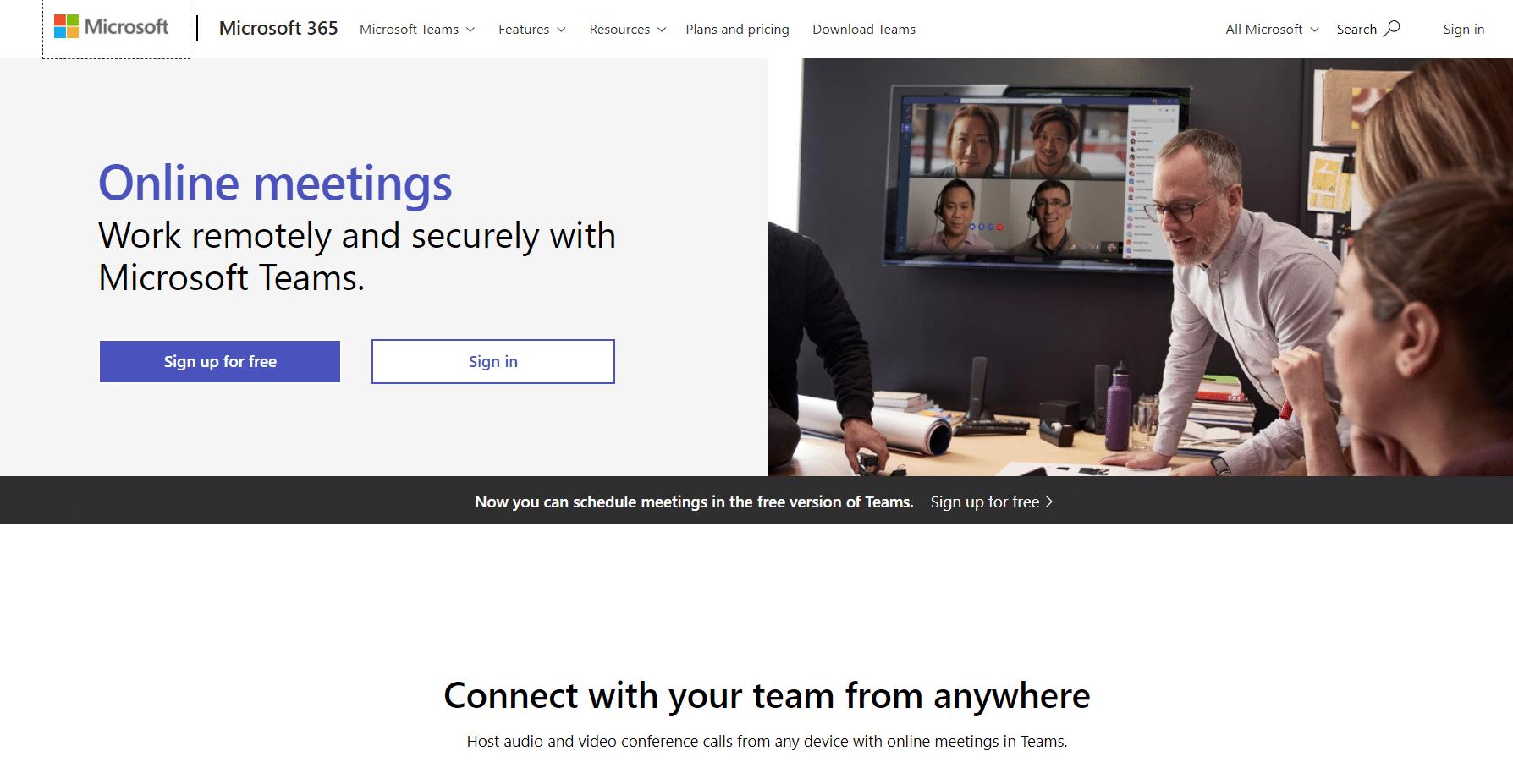 microsoft-team-webinar-software-and-service