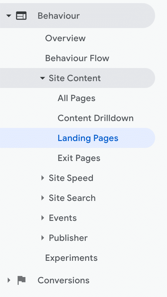 step-1-find-top-landing-pages-with-google-analytics