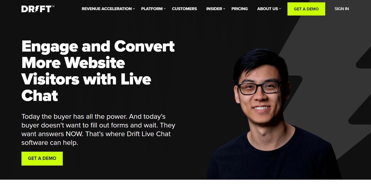 drift-live-chat-for-websites
