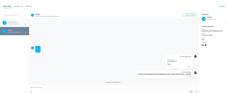 GetResponse-chat-window