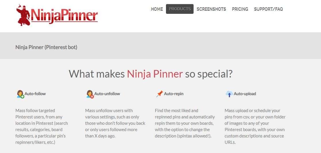 ninjapinner